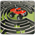Monster Truck Maze Adventure Fun Games 2019 Icon
