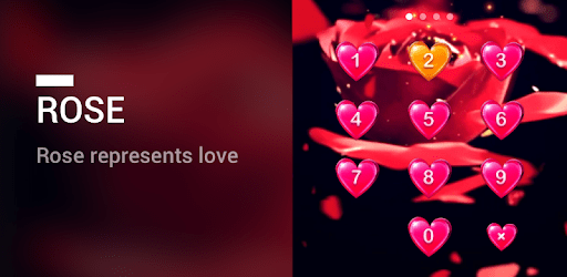AppLock - Rose 🌹(Valentine's Day) apk