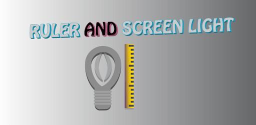 Ruler and Screen Flashlight apk
