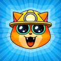 Dig it! - idle cat miner tycoon Icon