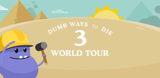 Dumb Ways To Die 3 : World Tour apk