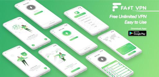 Fast VPN - Free, Unlimited & Secure VPN apk