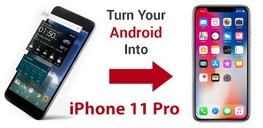 Phone 11 Launcher, OS 13 iLauncher, Control Center apk