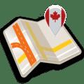 Map of Calgary offline Icon