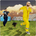 Police Dog Chase Simulator 3D Icon