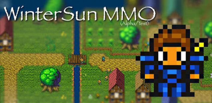 WinterSun MMORPG (Retro 2D) apk