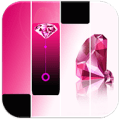 Pink Diamond Magic Tiles Icon