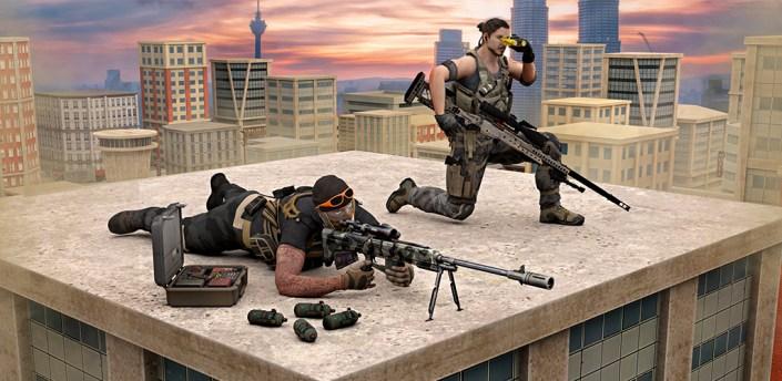 Sniper Shooter 3D Game Free FPS Gun Shooting Games apk