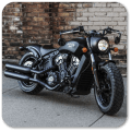 Indian Scout - Best Cruiser Bike Icon