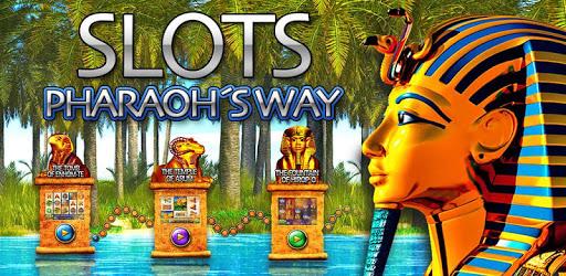 Slots Pharaoh's Way Online Casino & Slot Machine apk