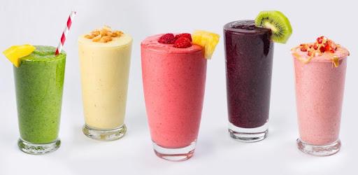 100+ Smoothie Recipes - Healthy Drinks Recipes apk