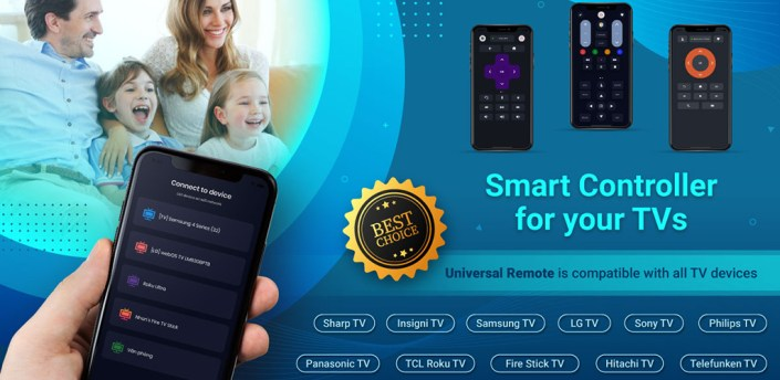 Universal TV Remote Control for All TV apk