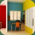 interior painting designs Icon