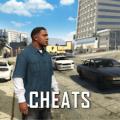 Grand City Theft Autos Cheats guide Icon