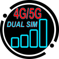 4G/5G/LTE FORCE ONLY Icon