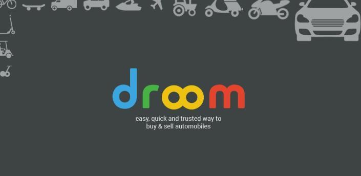 Droom: Used & New Car, Bike, Insurance, Loan & RTO apk