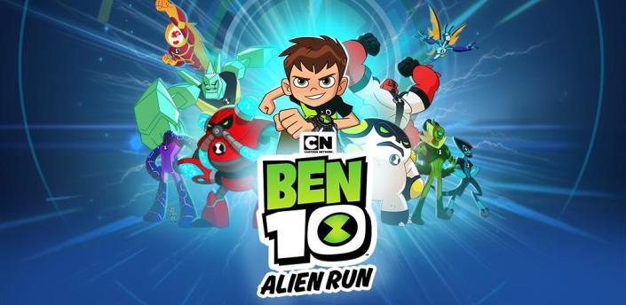 Ben 10 Alien Run apk