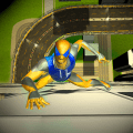 Super Spider Web Flying Rope Hero 2020 Icon