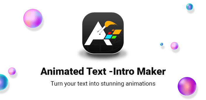 Legend - Intro Maker : Animated Text apk