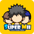 SuperMii-Make Comic Faceq Icon