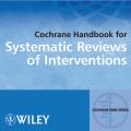Cochrane Handbook System Rev Icon