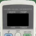 Remote Control For Sharp Air Conditioner Icon