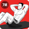 7 Minute Abs Workout - Six Pack in 30 Days Icon