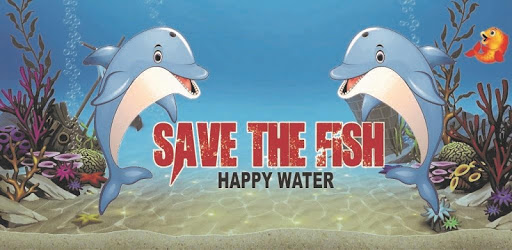 Save The Fish - Happy Water Glass apk