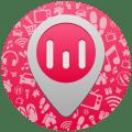 Free WiFi hotspots Icon