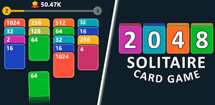 2048 Solitaire Card Game apk
