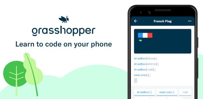 Grasshopper: Learn to Code apk