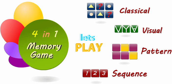 Memory Games For Adults apk