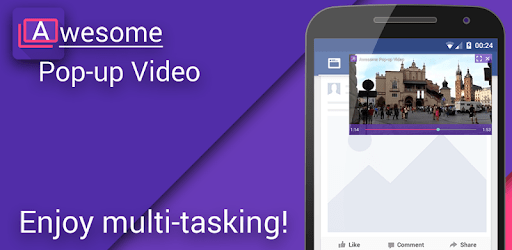 Awesome Pop-up Video apk