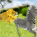 Lion Attack Simulator Icon
