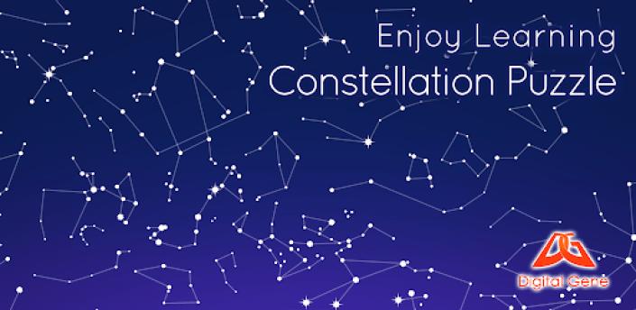Enjoy Learning Constellation Puzzle apk