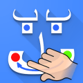 Writing Arabic Alphabets - Learning Games for Kids Icon
