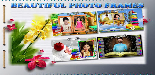Book Photo Frames apk