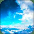Clouds Live Wallpaper : 7fon & LWP Icon