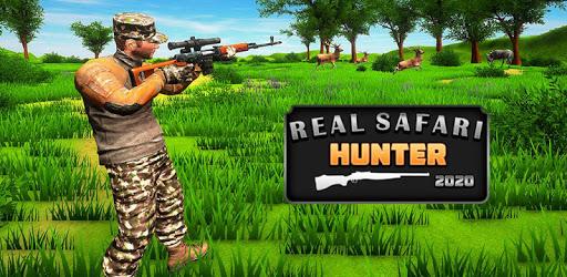 Real Safari Hunter 2020: Wild Animals Shooting apk
