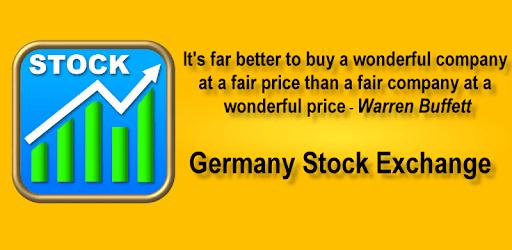 Germany Stock Markets - Free Stock APP apk