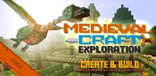 Medieval Exploration Craft 3D apk