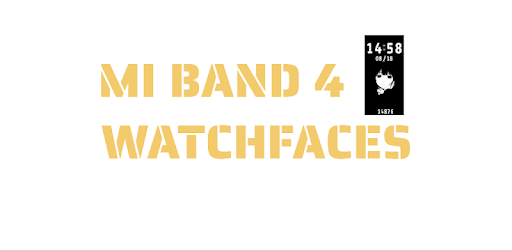 Mi Band 4 WatchFaces | Tool Mi Band 4 WatchFace apk