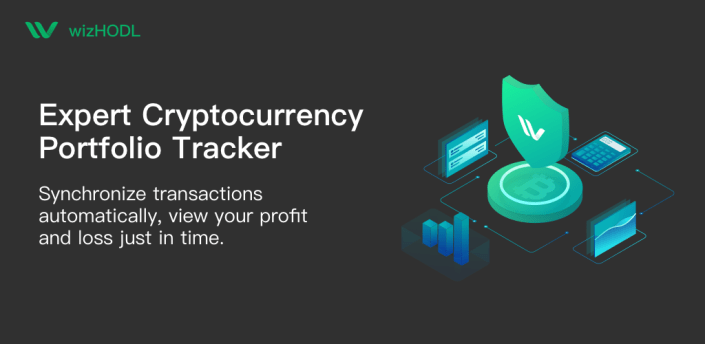 wizHODL - Expert Bitcoin & Cryptocurrency Tracker apk