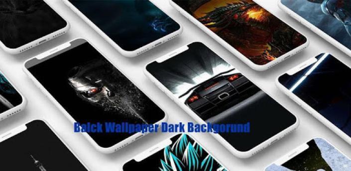 Black Wallpaper HD apk