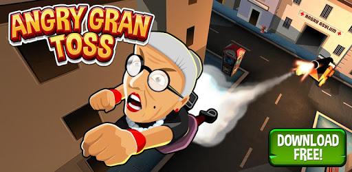 Angry Gran Toss apk