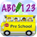 Alphabets & Numbers Tracing Icon