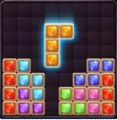 10x10 Block Puzzle Casual Classic Popular Games Icon