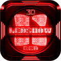 Led Show Red Icon