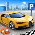Super Car Parking Simulator: Advance Parking Games Icon