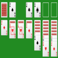 A - Solitaire card game Icon